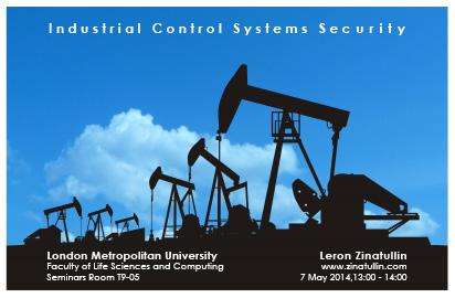 Industrial Control Systems Security   Leron Zinatullin's Blog