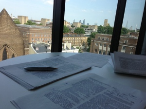 UCL - research proposal