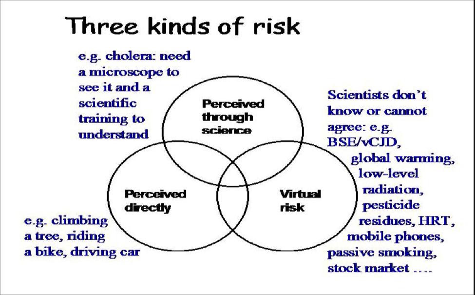 Risks To Risk Management Leron Zinatullins Blog - Types of risk management